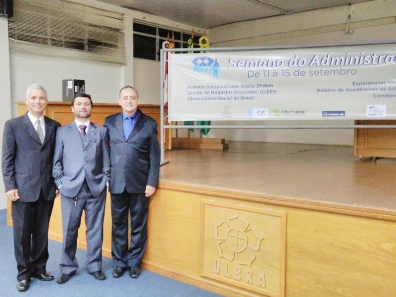 Semana Acadêmica Administração - Ulbra