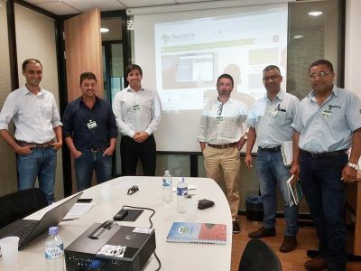 Apresentação do projeto do Observatório Social de Guaíba para as empresas Carpelo, JFI e Mundial