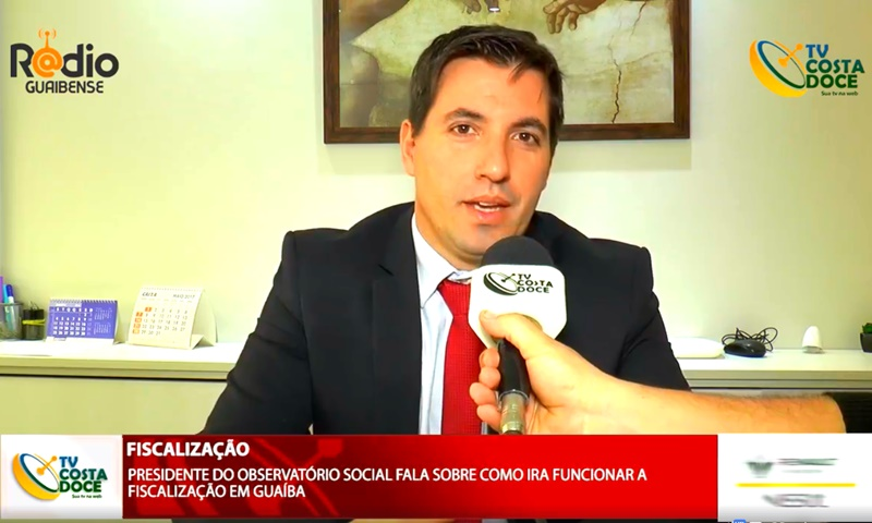 Entrevista a TV Costa Doce