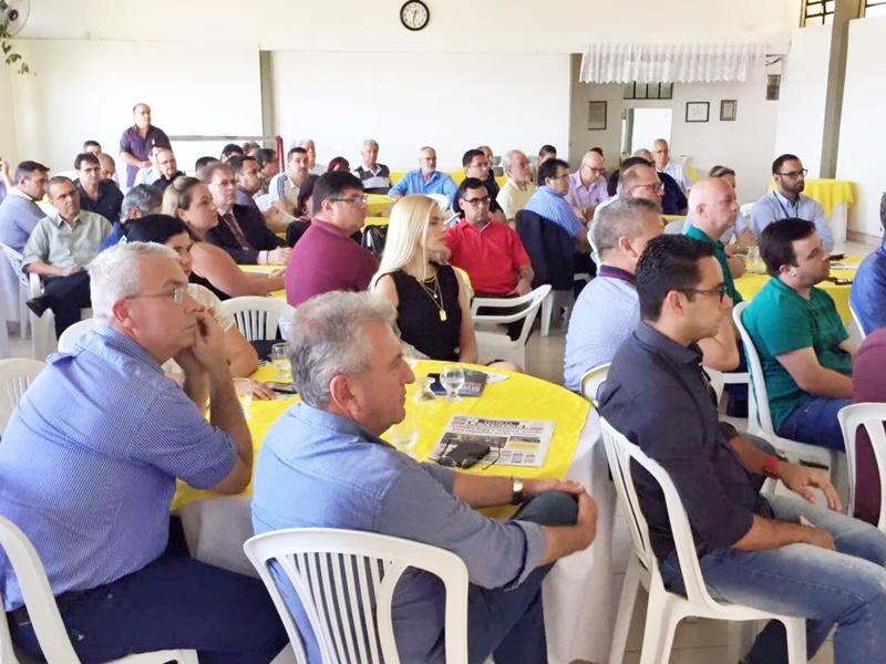 Reunião almoço no dia 13/12/ 2016 no Rotary Clube Guaíba